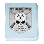 Zombie Response Team: Nebraska Division baby blank