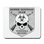 Zombie Response Team: Nebraska Division Mousepad