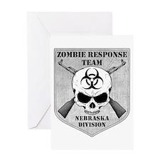 Zombie Response Team: Nebraska Division Greeting C