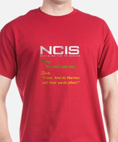 NCIS Ziva Garage Sale Quote T-Shirt
