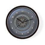 Race Wheel Clock