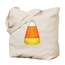 Funny Candy corn Tote Bag