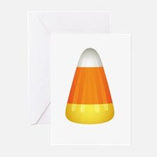 Unique Candy corn Greeting Cards (Pk of 10)