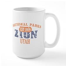 Zion National Park Utah Mug