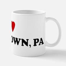 I Love Allentown Mug