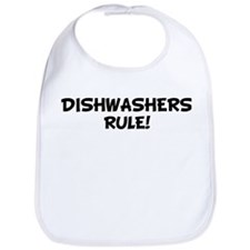 DISHWASHERS Rule! Bib