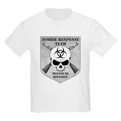 Zombie Response Team: Missouri Division T-Shirt