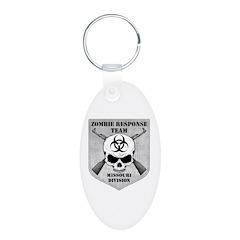 Zombie Response Team: Missouri Division Keychains