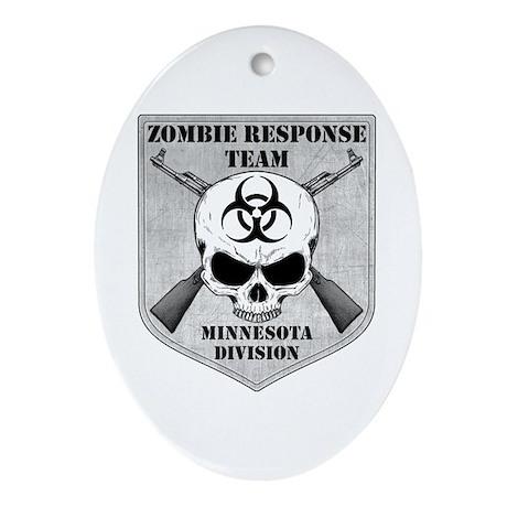 Zombie Response Team: Minnesota Division Ornament