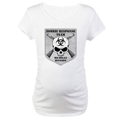 Zombie Response Team: Michigan Division Shirt