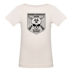 Zombie Response Team: Michigan Division Tee