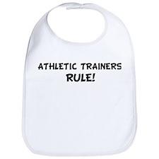 ATHLETIC TRAINERS Rule! Bib