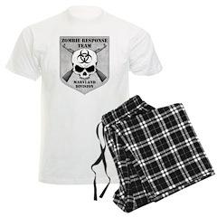 Zombie Response Team: Maryland Division Pajamas
