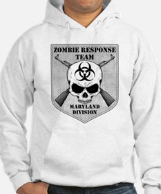 Zombie Response Team: Maryland Division Hoodie