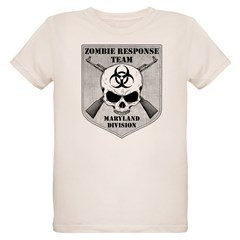 Zombie Response Team: Maryland Division T-Shirt