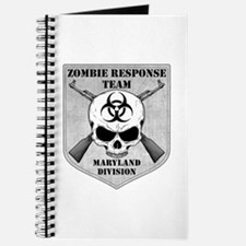 Zombie Response Team: Maryland Division Journal