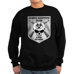 Zombie Response Team: Maine Division Sweatshirt