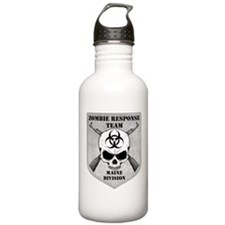 Zombie Response Team: Maine Division Water Bottle