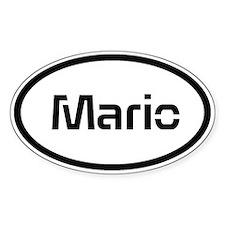 Mario Decal