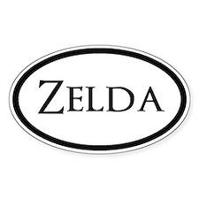 Zelda Decal