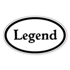 Legend Decal