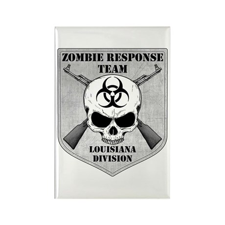 Zombie Response Team: Louisiana Division Rectangle