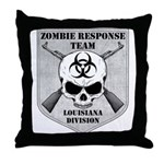 Zombie Response Team: Louisiana Division Throw Pil