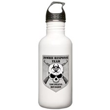 Zombie Response Team: Louisiana Division Sports Water Bottle
