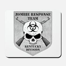 Zombie Response Team: Kentucky Division Mousepad