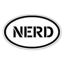 Nerd Decal