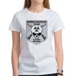 Zombie Response Team: Illinois Division Women's T-