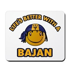 Life's better with a Bajan Mousepad
