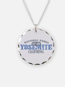 Yosemite National Park Califo Necklace