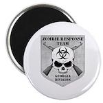 Zombie Response Team: Georgia Division Magnet