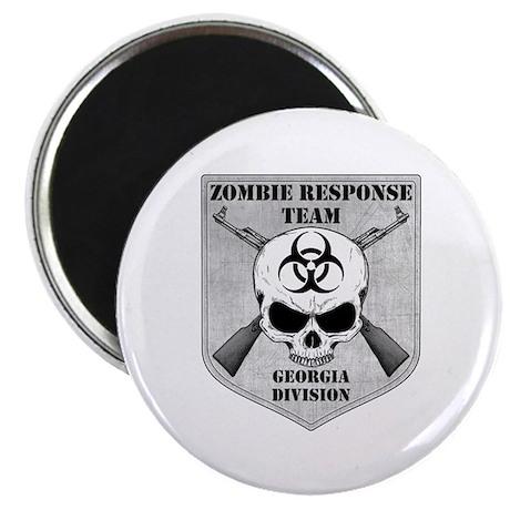 """Zombie Response Team: Georgia Division 2.25"""" Magne"""