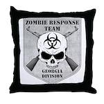 Zombie Response Team: Georgia Division Throw Pillo