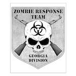 Zombie Response Team: Georgia Division Small Poste