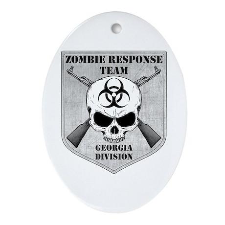 Zombie Response Team: Georgia Division Ornament (O