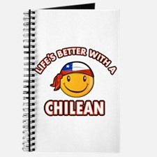 Life's better with a Chilean Journal