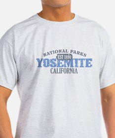 Yosemite National Park Califo T-Shirt