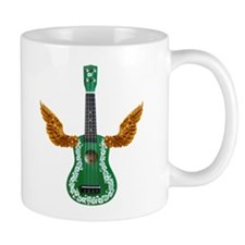 Flying Ukulele Mug