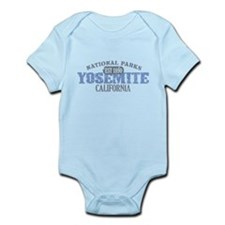 Yosemite National Park Califo Infant Bodysuit