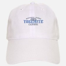Yosemite National Park Califo Baseball Baseball Cap