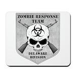 Zombie Response Team: Delaware Division Mousepad