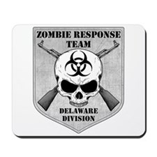 Zombie Response Team: Delaware Division Mousepad