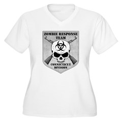 Zombie Response Team: Connecticut Division T-Shirt