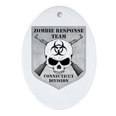Zombie Response Team: Connecticut Division Ornamen