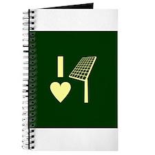 I Love Solar Energy Journal