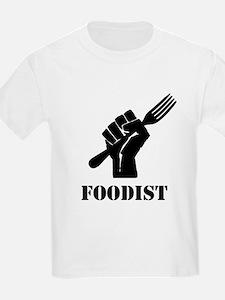 """Foodist Revolution"" T-Shirt"