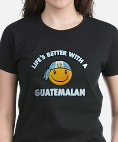 Life's better with a Guatemalan Tee